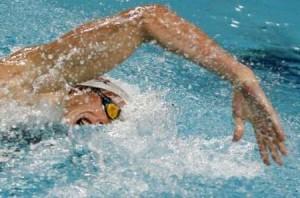sportif, natation