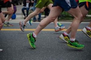 sportif, course à pied